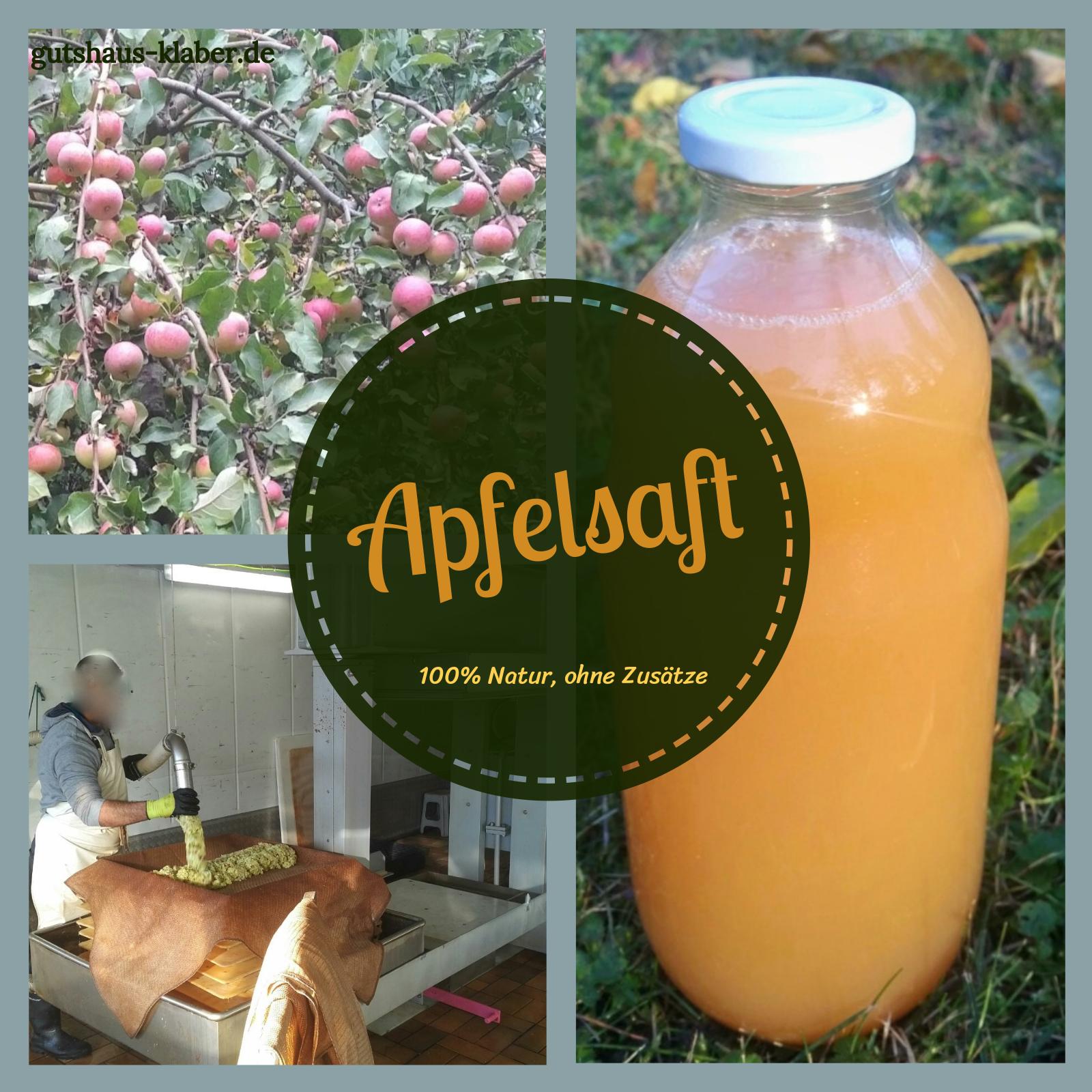 Apfelsaft Zuckerfrei